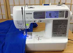 Brother SE-400 Sewing