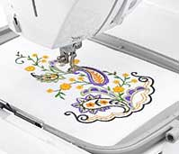 Machine Embroidery